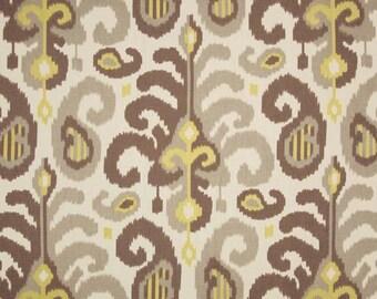 Fabric by the yard, Duralee Suburban Fergana Ikat