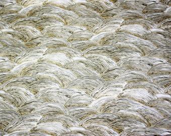 Laurel Burch Oop EMBRACING HORSES Manes in Taupe Fabric - BTHY
