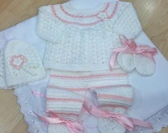 baby knitt set