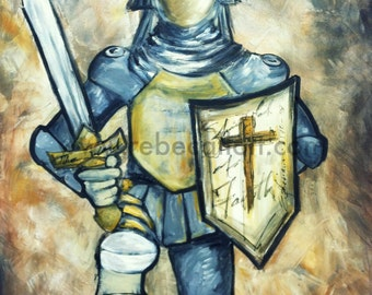 The Armor of God- DIGITAL FILE