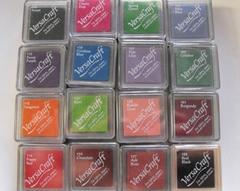 VersaCraft Ink Cube - Multipurpose water-based pigment ink