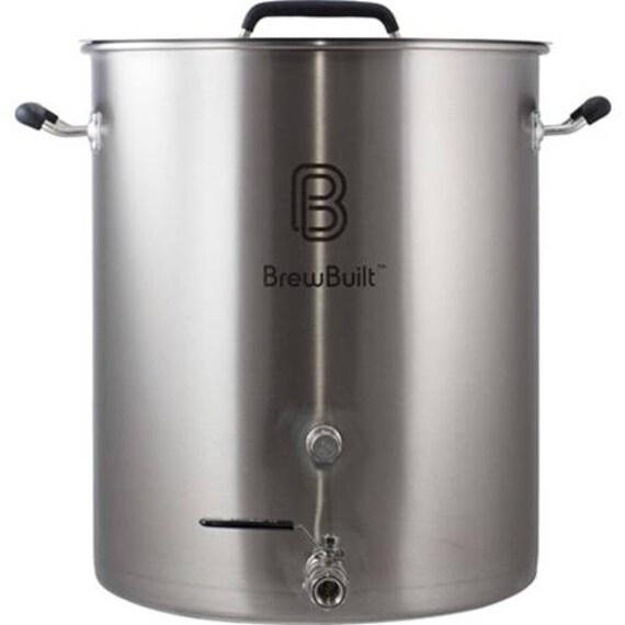 BrewBuilt Home Brewing Custom Kettle 10-50 Gallons