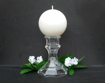 """Set of 10 / 2.75"""" Inch Sphere Candles"""