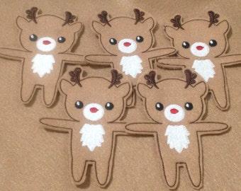Reindeer Candy Huggers