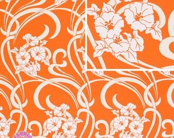 140258148 - Amy Butler August Fields Graceful Vine Orange FULL BOLT