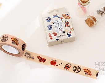 Japanese Inspired Small Things Washi Tape