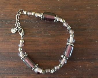 Precious jewel bracelet