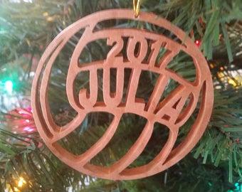 Custom Handmade Christmas Ornaments