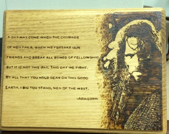 Lord of the rings- Aragorn