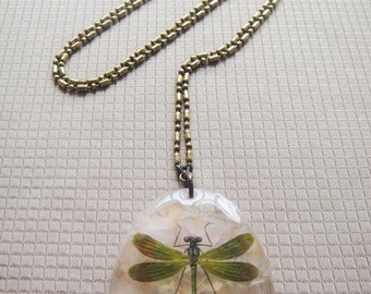Natural Stone Necklace A