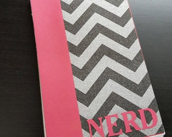 NERD! Top Spiral Notebook