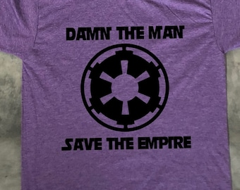 Damn the Man - Save the Empire - Empire Records - April - Funny - Toddler - Youth - Adult Tee - 90s - pop culture - cult classic