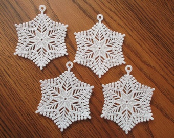 Lace Ornament Machine Embroider