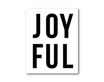 JOYFUL 8x10 Download