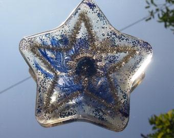 Star Silver/Blue