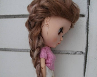 Wig for blythe doll sold out\for order