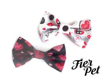 dog bowtie,Bow tie for dog collar,bowtie ,valentin,fier-pet,fierpet,large dog collar,dog accessories