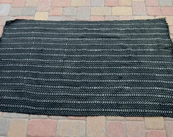 "African Mud Cloth 40""x60"""