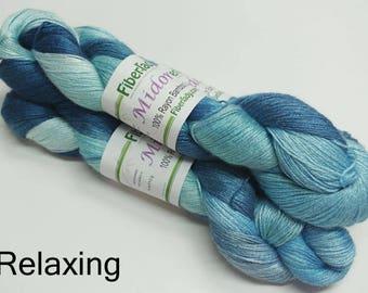 Midori Bamboo Yarn - Relaxing -4 oz