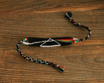 Knotted Bracelet RAINBOW