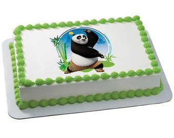 Kung Fu Panda 3 Power of Chi Edible Cake Topper