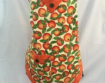 Oranges Apron