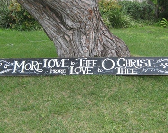 Inspiring, Impossible-to-ignore Scripture Signs for your home