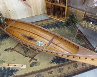 8' Display Canoe