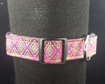 Asian Inspired Dog and Cat Collars