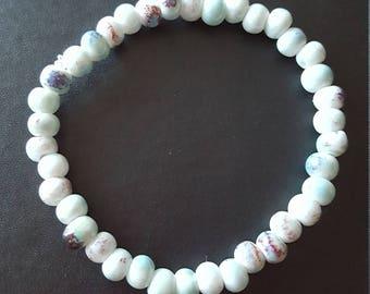 Bracelet ceramic beads