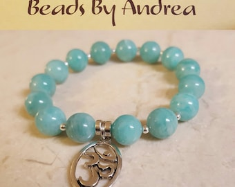 Om Collection-Amazonite