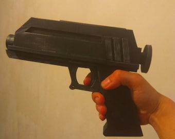 Dc17 star wars inspired blaster cosplay prop