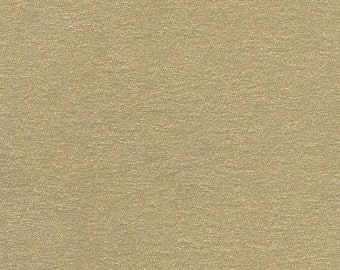 "Curious Metallics Gold Leaf Cardstock - gold leaf, 25 (A7) cards - 5"" x 7"""