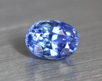 0.925ct Unique High End Earth Mine Certified Unheated Ceylon Royal Blue Sapphire