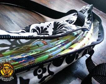 Quickzip Hoop Onesie - Hoopbag hula hoop hooping travel bag