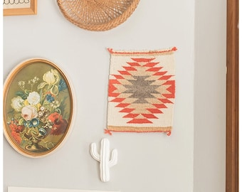 Small Hand Woven Tapestry