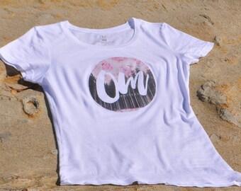 OM Yoga Tee Shirt