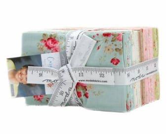 Caroline by Brenda Riddle of Acorn Quilts for Moda Fat Eighth Bundle 31 F8