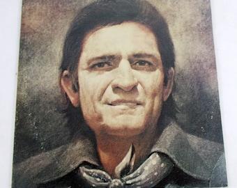 Johnny Cash the Johnny Cash Collection Greatest Hits Volume 2 Vinyl LP Record Album KC 30887