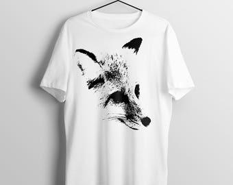 T-shirts renard fox