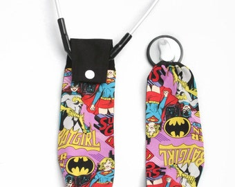 Stethoscope Cover, Stethoscope Covers, Nursing Student, Stethoscope Accessories, Student Nurse, Scrubs, Wonder Woman, Super Girl, Bat Girl