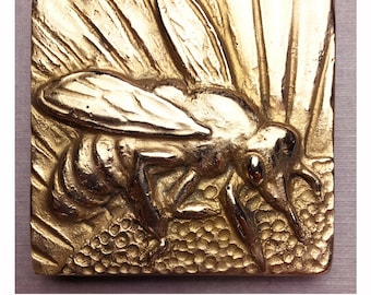 Honeybee Bronze Tile