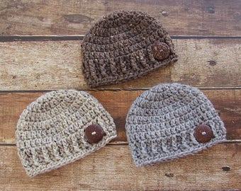 Newborn boy hats, baby boys newborn hat, baby boy hat, boy baby hat, hat baby boy, Baby Hat , newborn hat, boy baby newborn