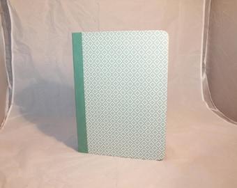 Green Diamonds Book Box for Dollhouse Miniature, 1:12 Scale