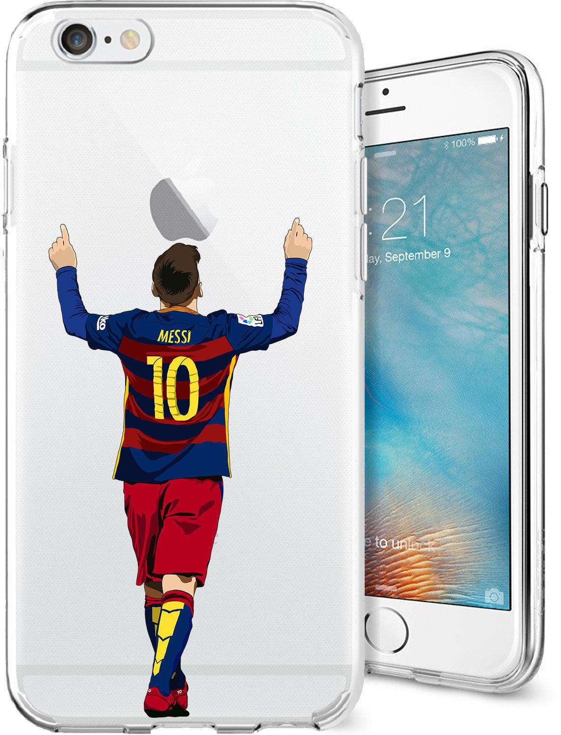 coque iphone 5 de foot messi