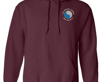 29th Infantry Division Embroidered Hooded Sweatshirt-7555