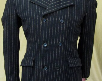 Regency Highwayman collared original 60's DB jacket