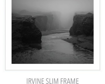 Iceland Canyon / Iceland Landscape Photography / Framed Print / Wanderlust / Wall Decor / Photography Prints / Nature / Fine Art Photography