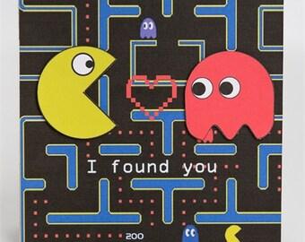 I found you Pacman card