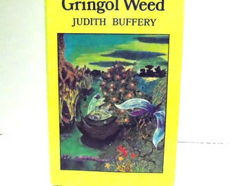 Gringol Weed, by Judith Buffery, Dobson Science Fiction